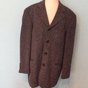 Vintage Hugo Boss Torella Viera Wool Bland Jacket